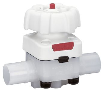 Gemü 677HP PurePlus Ultra-Pure Diaphragm Valve