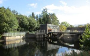Voith Upgrades Small Hydroelectric Power Station Scotland