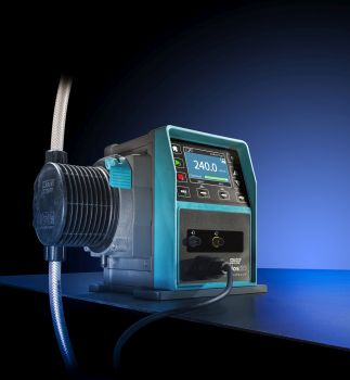 New Qdos 20 by Watson-Marlow Optimizes Metering for Sodium Hypochlorite Applications