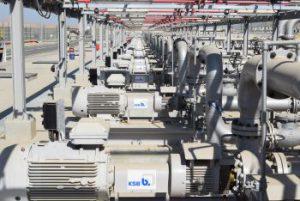 KSB Refinery Pumps Ease Traffic in Oman