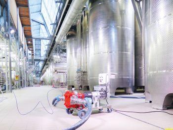 Vogelsang präsentiert Zerkleinerungs- und Pumptechnik