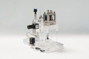 Bürkert entwickelt Systemplattform für die Druck-Zeit-Dosierung