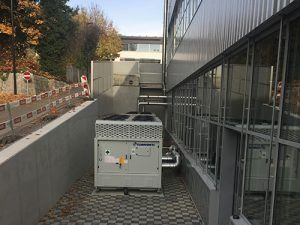 Sustainable Cooling for a Famous Manufacturing Production Plant in Switzerland