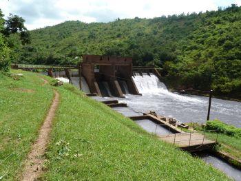 Kenianisches Kleinwasserkraftwerk Wanjii erhält mehr als 20 Prozent Leistungssteigerung durch Voith-Modernisierung
