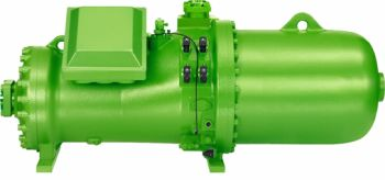 New Bitzer CSH Version for High Efficiency in Liquid Chillers