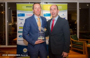 Alfa Laval Wins Prestigious Green4Sea Technology Award for Ballast Water Treatment System
