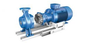 Mounting Aid by KSB Speeds up Maintenance Work on Waste Water Pumps