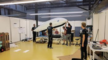 Vakuumspezialist Leybold unterstützt Schweizer Swissloop-Team