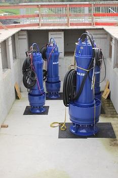 Sulzer liefert Pumpen für größtes Wasserbauprojekt