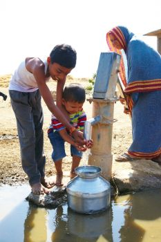 Atlas Copco Honors the 25th Annual World Water Day