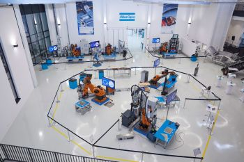 Atlas Copco Opens Expanded Innovation Center in Germany