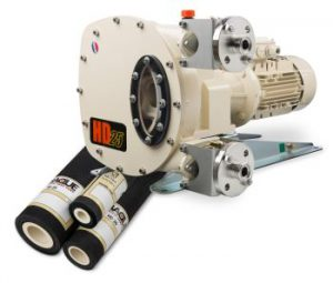 Mouvex Abaque Series Pumps Now Available with Hygienic Hose Options