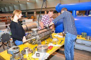 Pumpenfachingenieur startet im Juli bereits zum 14. Mal