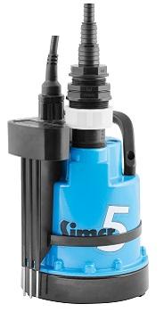 Simer 5 mit automatischer Schaltung und neuem Rückschlagventil