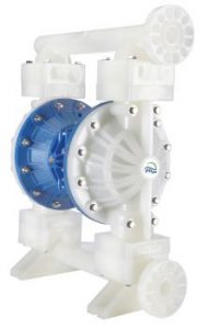 New FDA Compliant Air Operated Double Diaphragm Pumps by Michael Smith Engineers