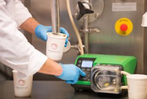 Peristaltic Pumps from Watson-Marlow Fluid Technology Group Help Ice Cream Maker Dose Hot Sauce with Accuracy