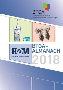 BTGA veröffentlicht Almanach 2018
