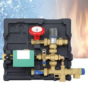 Neues Warmwasser-Zirkulationssystem WZS 100 von Afriso