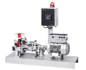 Intelligent Pump Monitoring with ATEX Certification from Allweiler