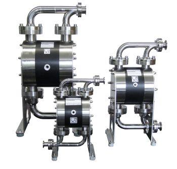 Almatec Releases New MM Series AODD Pumps