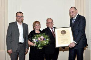 BTGA ehrt Norbert Richter mit Rietschel-Diplom