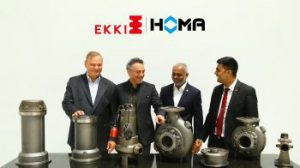 Germany's Homa Signs Final JV Deal with India´s Ekki Pumps