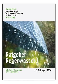 Ratgeber Regenwasser in 7. Auflage