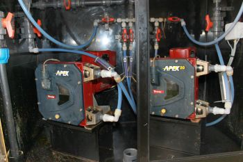 Pumps from Watson-Marlow Fluid Technology Group Have Replaced Piston Pumps at a Water Treatment Plant in Limoges, France