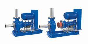 Herborner Pumpentechnik präsentiert neuen Wartungsschlitten für Abwasserpumpen