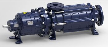 Low Flow with High Head Pump Applications from Sero