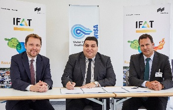 IFAT Africa and the Water Institute of Southern Africa Enter into a Partnership
