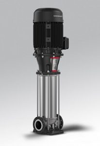 Grundfos Hochdruckpumpen CR 95, CR 125 und CR 155 – modulares Design ermöglicht Customizing