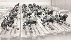 Auftrag über mehr als 200 Pumpen für die Öl- und Gas Industrie