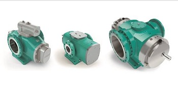 Netzsch Highlights Innovative Notos Multiple Screw Pumps