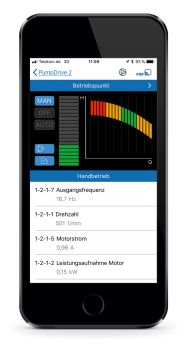 New KSB App Simplifies Pump Operation