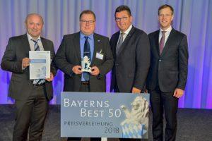 Bayerns Best 50 – Gewinner liefert Dosiersysteme in alle Welt