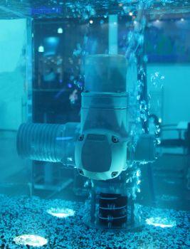 Explosionsgeschützte Stellantriebe für dauerhafte Überflutung von AUMA