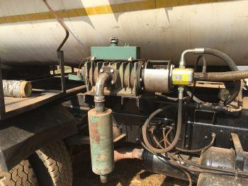 Polymer Vanes Last 3 Times as Long in Vacuum Rotary Pump