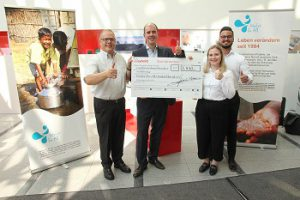 Water for All – Leybold Strengthens a Long-Term Project of the Atlas Copco Group
