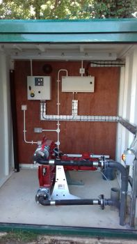 Bredel Hose Pumps Overcome Sewerage Challenges at UK Fuel Stations