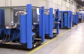Effiziente Drucklufterzeugung von Boge in der Backwarenindustrie