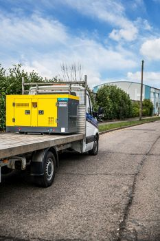 Atlas Copco Expands Range of Air Compressors for Utility Trucks with Launch of Three New Models Below 500 kg