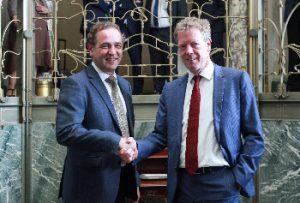 Gerald Linke ist neuer Marcogaz-Präsident