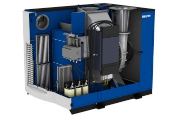 Sulzer Launches HST 30 ─ The Newest Addition to the HST Line of High-Speed Turbocompressors
