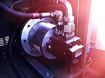 Exklusiv bei Ruppel Hydraulik: Flügelzellenpumpen für bis zu 400 bar Konstantdruck