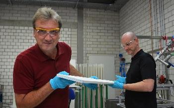 Klare Sache: In Sachsen-Anhalt werden intelligente Technologien für die Wasseraufbereitung entwickelt