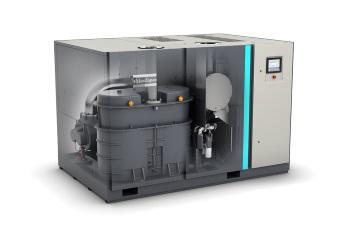 Atlas Copco Presents New Screw Vacuum Pump for Glass Production