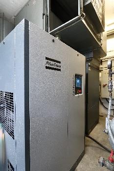 Pulverbeschichtung: Neuer Atlas-Copco-Kompressor erfolgreich im Feldtest