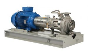 Amarinth Secures Order of API 610 Pumps from Iraq