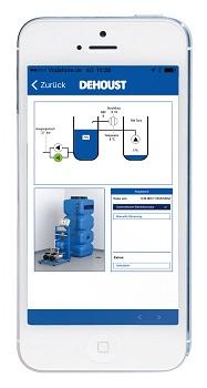 Mit DehoustConnect immer über Betriebswasseranlagen informiert